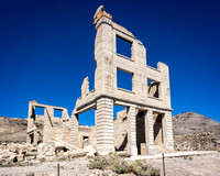 Cook Bank Building, Rhyolite, NV